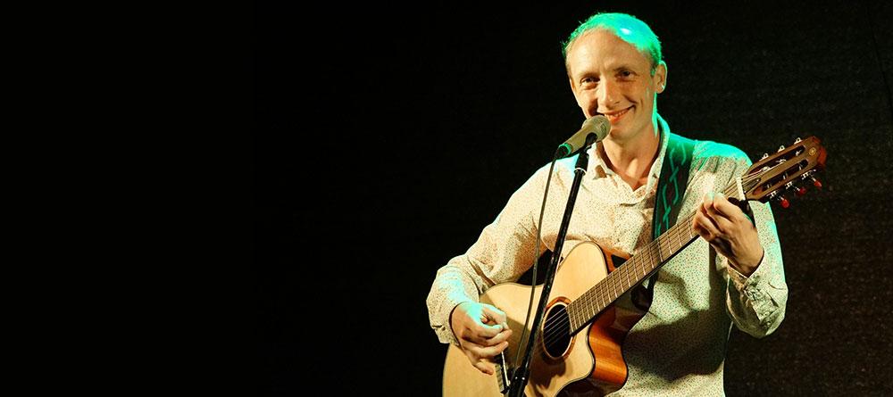Toni Geiling - Musiker, Komponist, Liedermacher