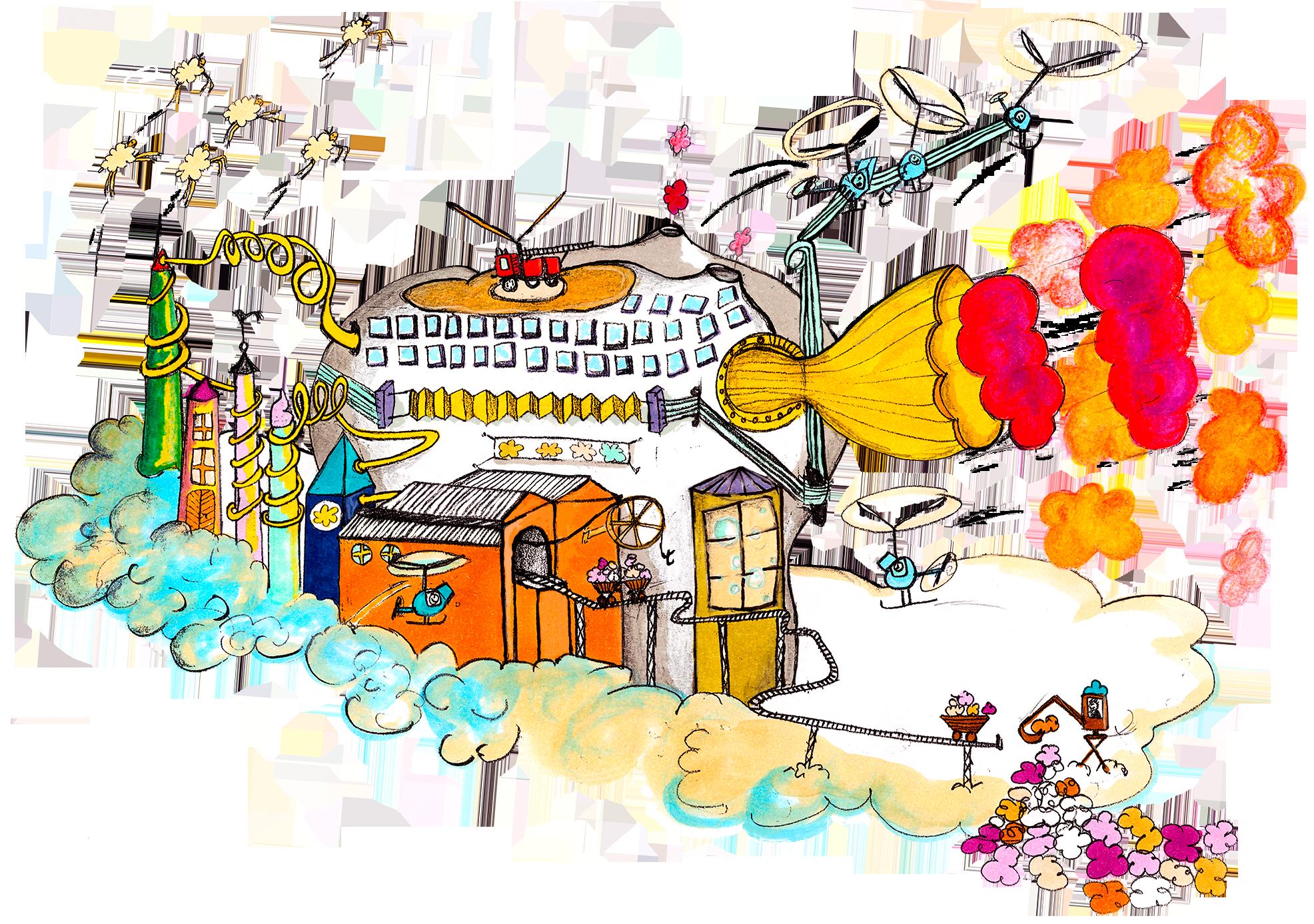 Bild der Wolkenfabrik