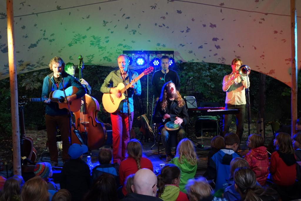 Toni Geiling & das Wolkenorchester