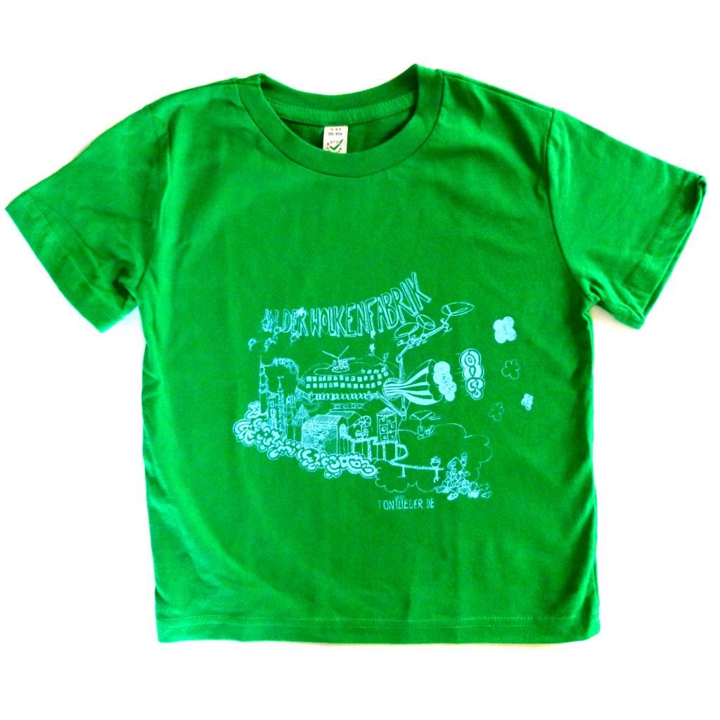 T-Shirt-Kellygreen