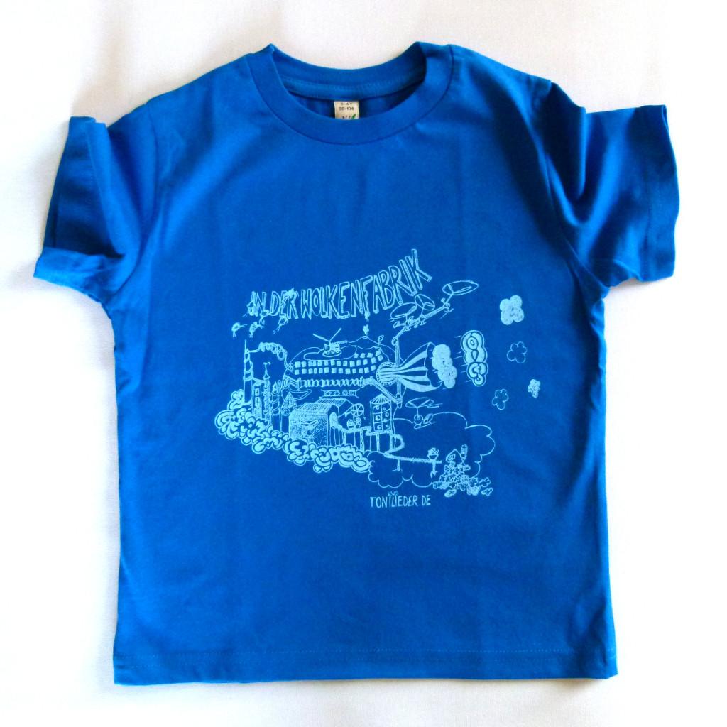 T-Shirt-oceanblue